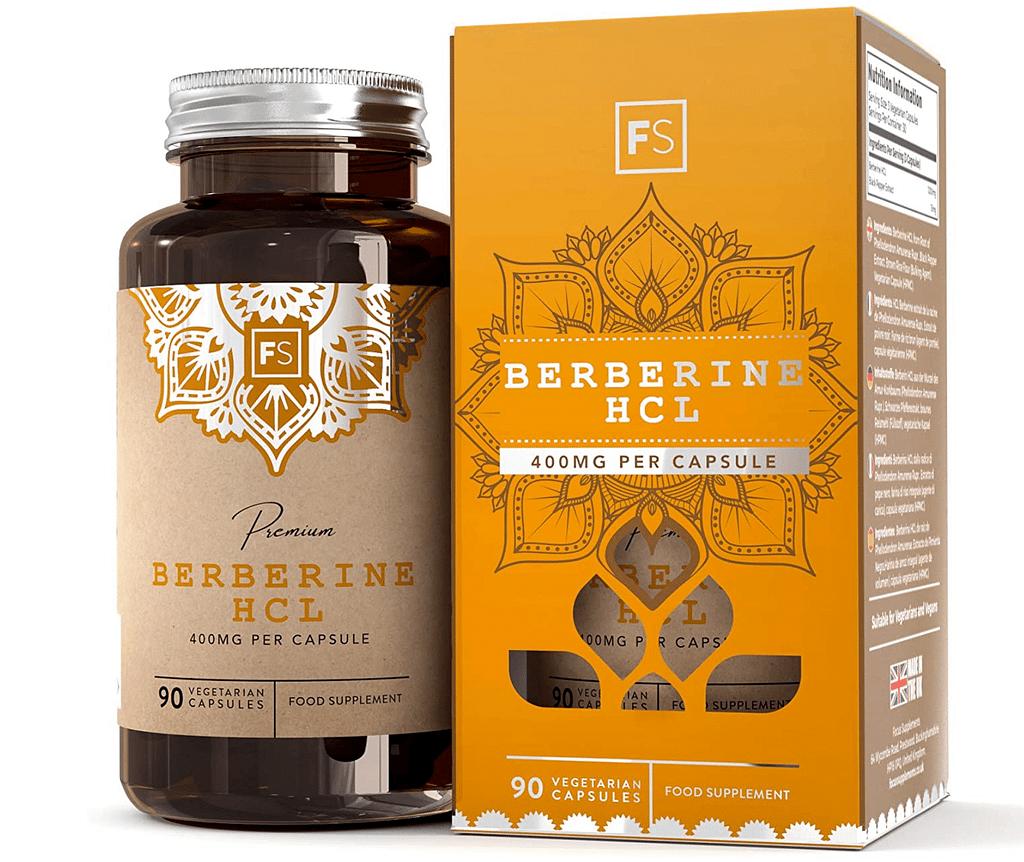 Berberine HCL plus es la ayuda ayurvédico contra el azúcar en la sangre