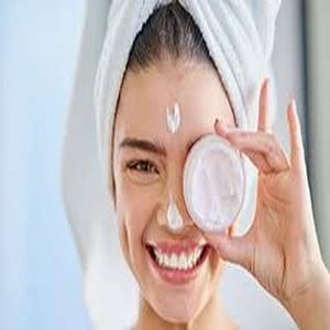 Crema facial para el verano