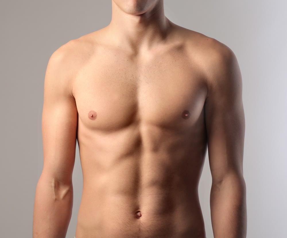 Hombre de consumo de calorías