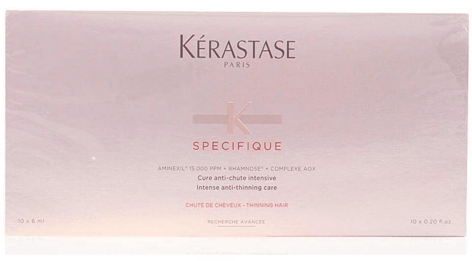 Botellas de pérdida de cabello Kerastase SPÉCIFIQUE