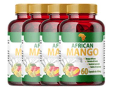 africano mango slim complejo revisión completa