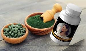 Chlorella para halitosis