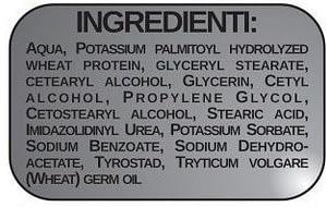 Ingredientes crema Efecto blanco