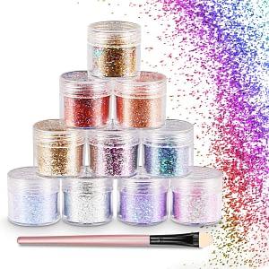 Woostoo Glitter