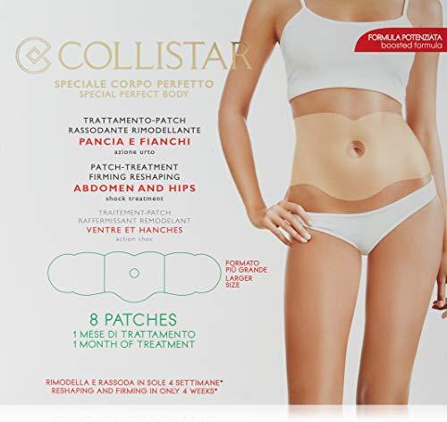 Peñistas Treatment-Patch Remodelación del vientre y las caderas: 8 parches