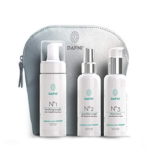 Dafni Shine Line Kit: la rutina de cuidado del cabello Dafni