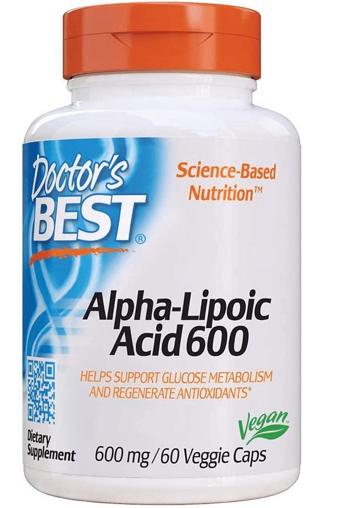 El mejor ácido alfa lipoico del médico